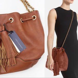 Rebecca Minkoff | Lexi Bucket Bag | Cocoa
